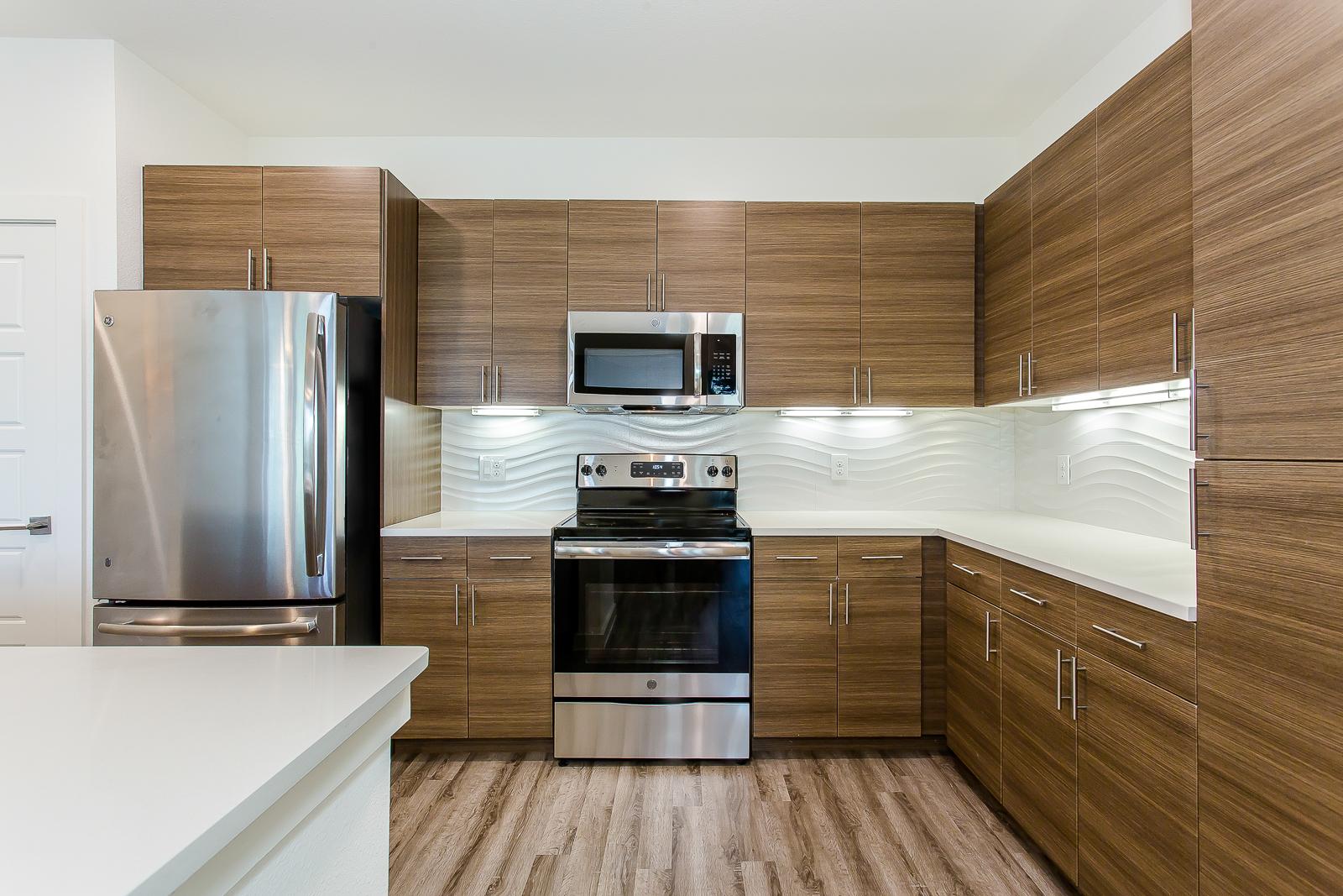 Image of Bishop Flats Apartments Kitchen at Bishop Arts
